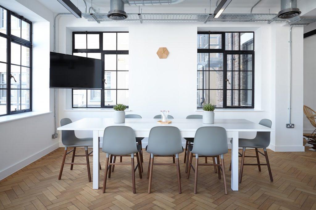 salle de reunion design