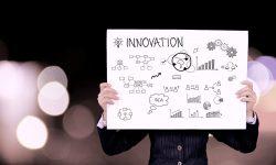 panneau idées et stratégie d'innovation
